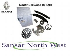 VAUXHALL - RENAULT - NISSAN Genuine Timing Chain Kit - M9R ENGINE - 2.0 DCI